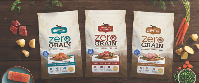 Rachael Ray™ Nutrish® Zero Grain Dry Food for Dogs coupon