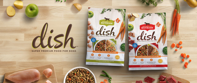 DISH from Rachael Ray™ Nutrish® Super Premium Dry Food for Dogs coupon