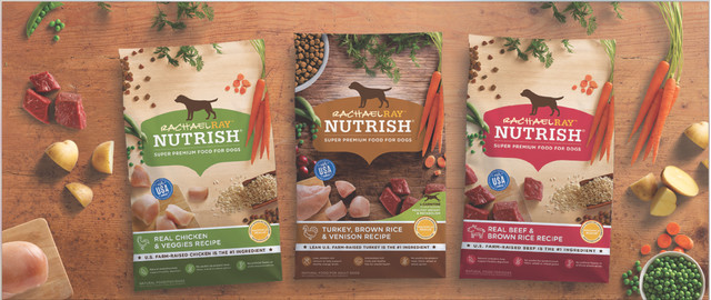 Rachael Ray™ Nutrish® Super Premium Dry Food for Dogs coupon