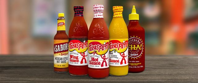 Select Texas Pete® Sauces coupon