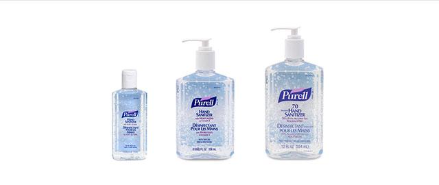 Purell® Hand Sanitizer coupon