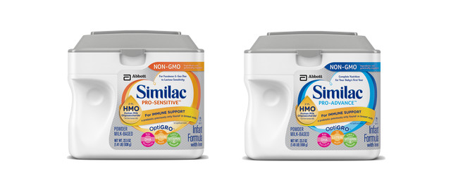 Similac Pro-Advance™ and Pro-Sensitive™ Powders coupon