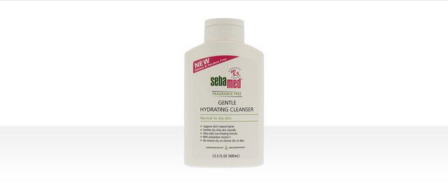 SebaMed Gentle Hydrating Cleanser coupon