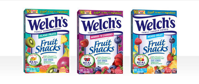 Buy 2: Welch's® Fruit Snacks coupon