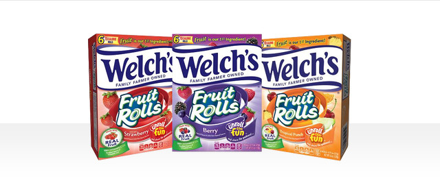 Welch's® Fruit Rolls coupon