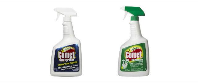 Comet® bathroom cleaner coupon