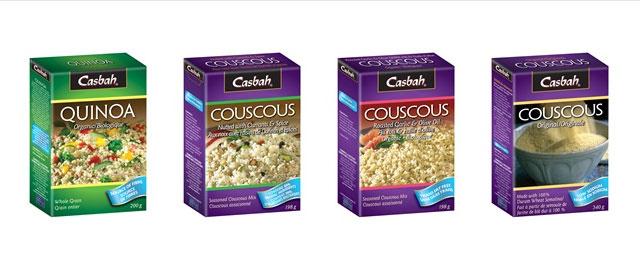 Casbah couscous and quinoa coupon