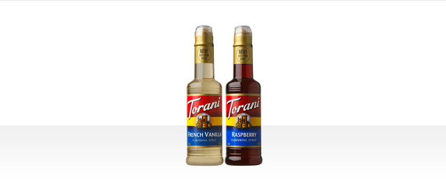 Torani syrup coupon
