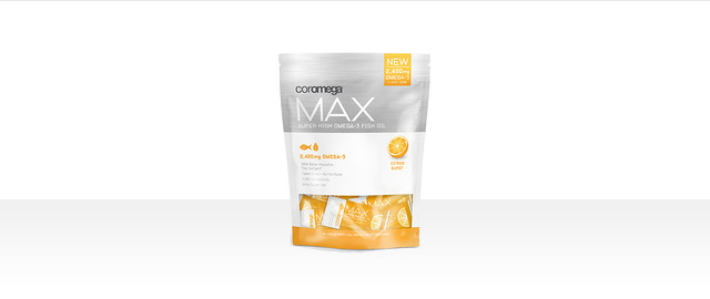 Coromega MAX Omega-3 Fish Oil  coupon