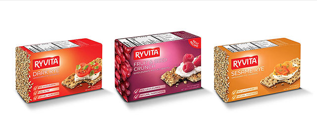 Ryvita Crispbreads coupon