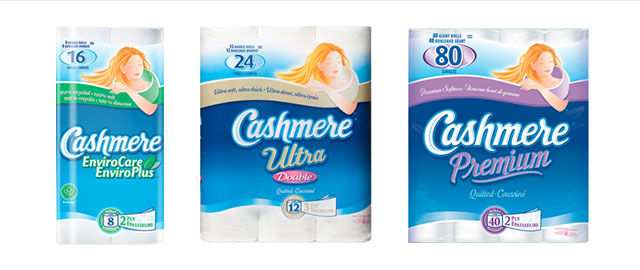 Cashmere® Double Roll Bathroom Tissue coupon