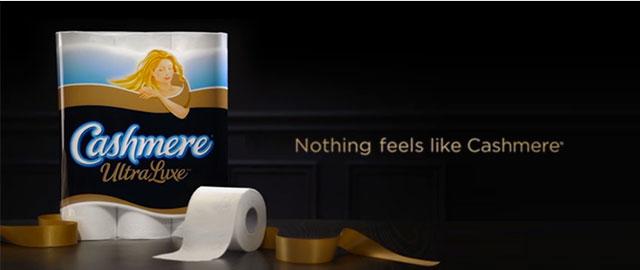 Cashmere® UltraLuxe™ Bathroom Tissue coupon