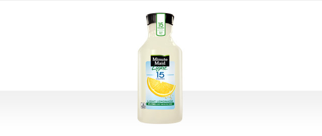 At Select Retailers: Minute Maid® Light™ juice drinks coupon