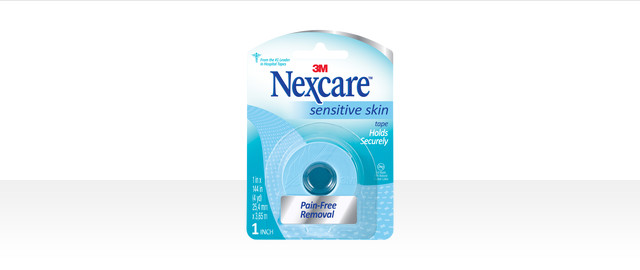 At Target: Nexcare™ sensitive skin tape coupon
