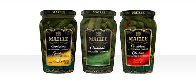 Maille Cornichons coupon