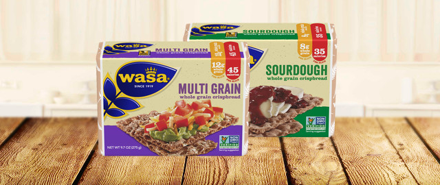 At Select Retailers: Wasa products coupon
