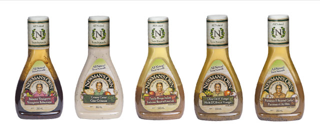 Newman's Own salad dressing coupon