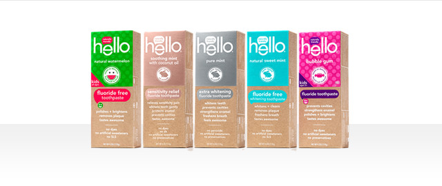 hello® naturally friendly toothpaste coupon