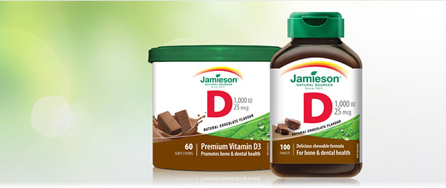 Jamieson vitamins and supplements coupon