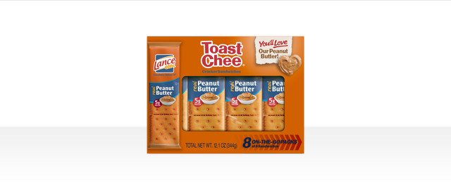 Buy 2: Lance® Sandwich Crackers coupon