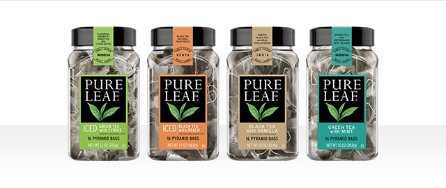 Pure Leaf® Bagged or Loose Teas coupon