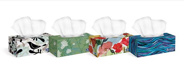 Scotties Envirocare Facial Tissue... coupon
