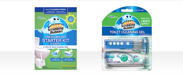 Buy 2: Select Scrubbing Bubbles® Toilet Cleaning products coupon