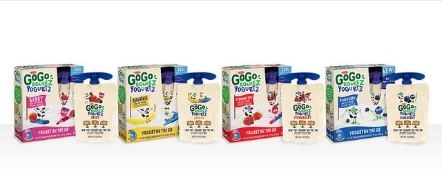 GoGo squeeZ® YogurtZ coupon