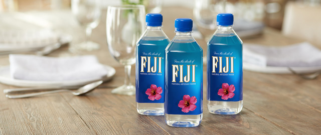 FIJI Water® 500ml 6-Pack coupon