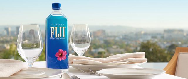 FIJI Water® 1L bottle coupon