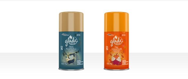 Buy 2: Glade® Automatic Spray Refills coupon