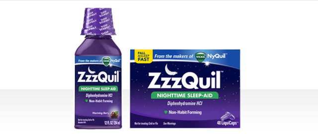 Vicks® ZzzQuil™ coupon