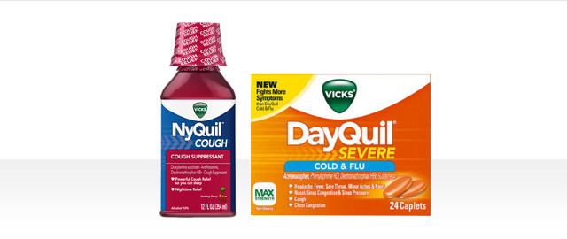 Vicks® DayQuil™ or NyQuil™ coupon
