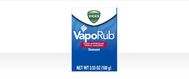 At Target: Vicks® VapoRub™ coupon