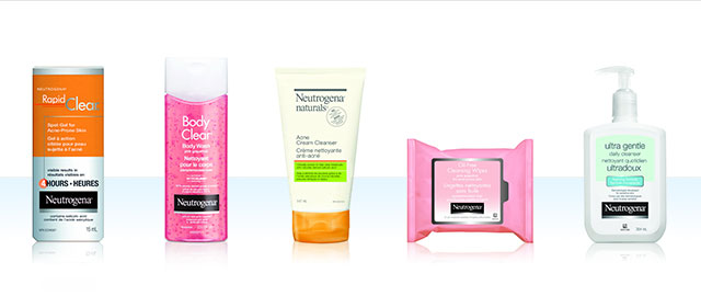Buy Any 2: Neutrogena Acne Care  coupon