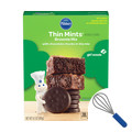 The Kitchen Table_Pillsbury™ Girl Scouts® Thin Mints® Inspired Brownie Mix_coupon_36349