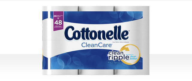 Buy 2: COTTONELLE® Bath Tissue coupon