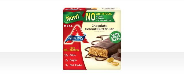 Atkins Meal Bars coupon