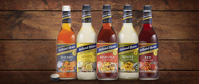 Holland House® Cooking Wine coupon