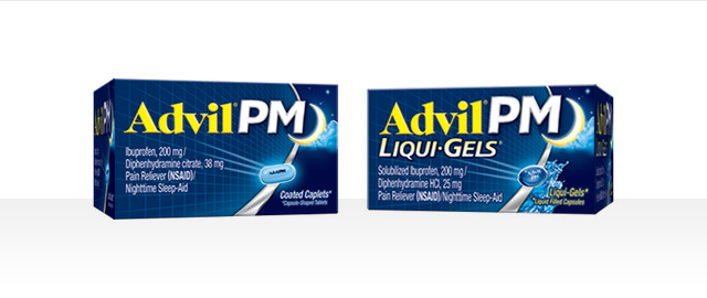 Advil®PM coupon