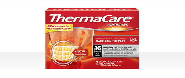 ThermaCare® HeatWraps coupon