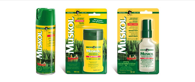 Muskol Mosquito and Insect Repellent coupon
