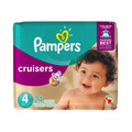 Walmart_At Select Retailers: Pampers® Cruisers bagged diapers_coupon_30335