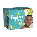 LCBO_At Select Retailers: Pampers® Baby Dry boxed diapers_coupon_31652