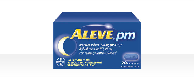ALEVE® PM coupon