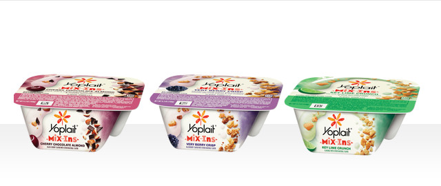 At Select Retailers: Yoplait Mix-Ins coupon