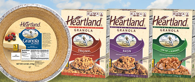 Heartland Brand products coupon