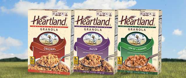 Heartland Granola coupon