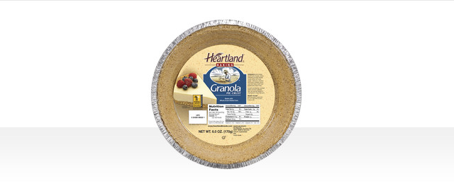 Heartland Granola Pie Crust coupon