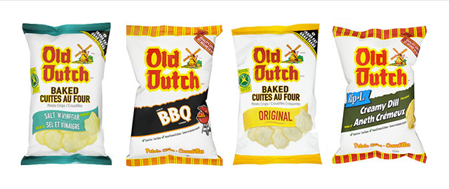 Old Dutch potato chips coupon